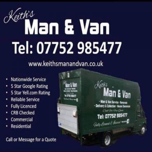 Keith's Man & Van