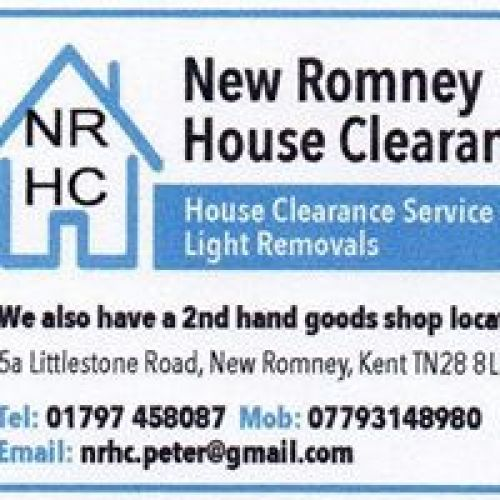 New Romney House Clearance