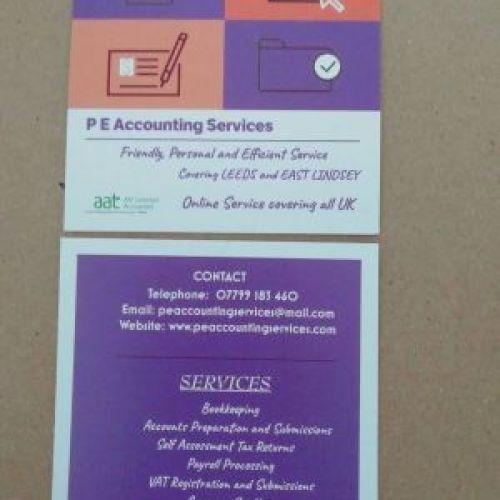 P E Accounting Services
