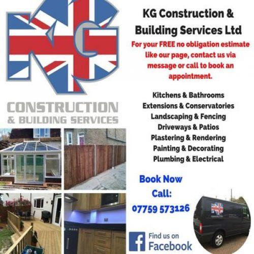KG Construction & Building Services Ltd