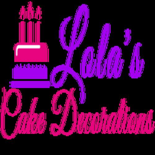 Lola's Cake Decorations